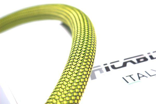 Custom YB20 Giallo/Nero - Calza per cavo 16-22 mm guaina estensibile