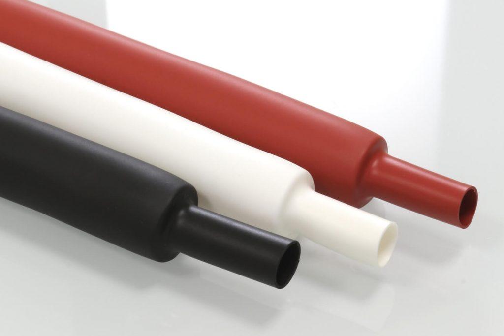 guaine termorestringenti colorate